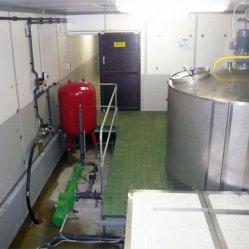 Computergesteuertes Flüssig-Fütterungssystem